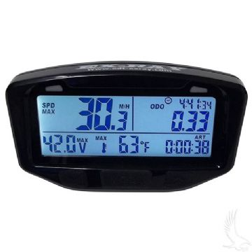 Speedometer, Multi-function, Universal